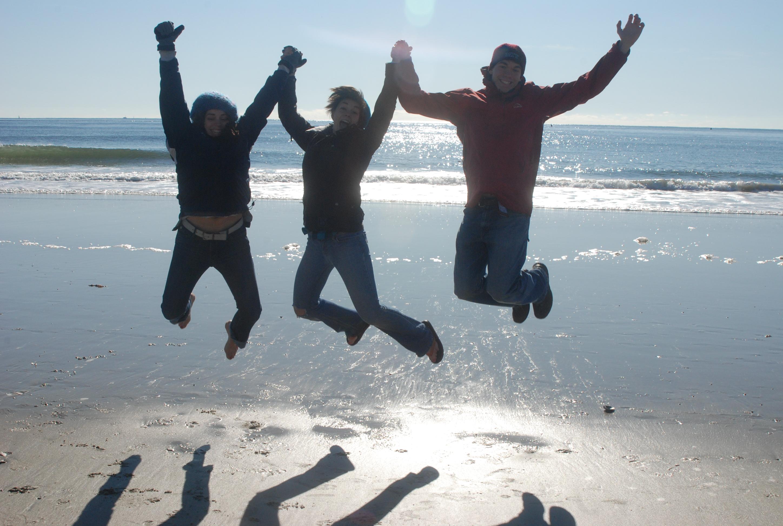 Leap for joy | sarahscapes