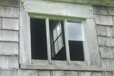 old barn windows