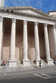 Temple of Minerva, Assisi