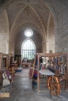 Textile workshop of Giuditta Brozzetti, Perugia