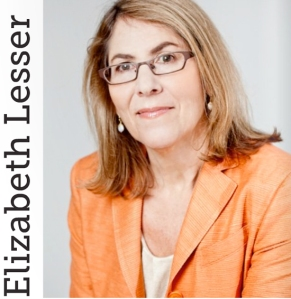 Photo of Elizabeth Lesser