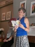 sarah reading