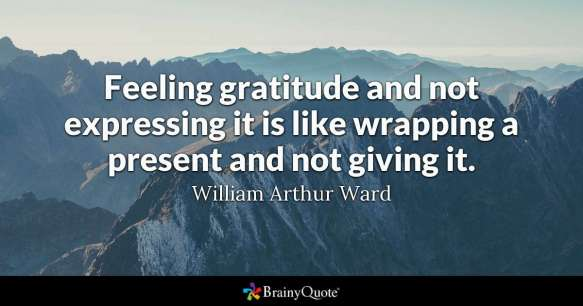 gratitude - williamarthurward