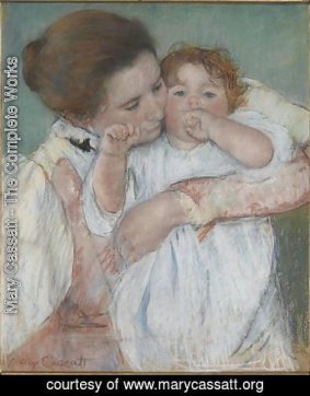 'maternity' by mary cassatt